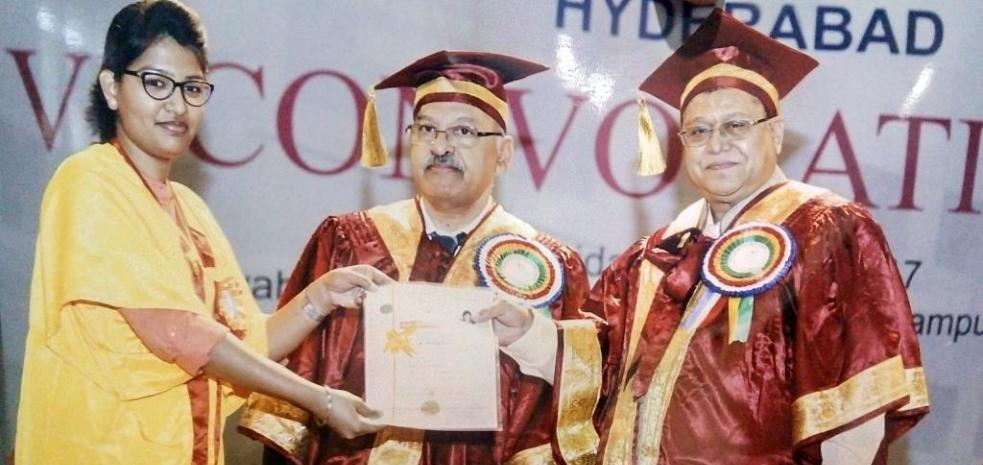 Gold 7th Convocation